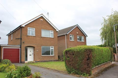 3 bedroom detached house for sale - 4 Howard Drive, North Wingfield