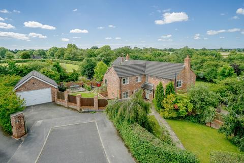 4 bedroom equestrian property for sale - Tallarn Green, Malpas