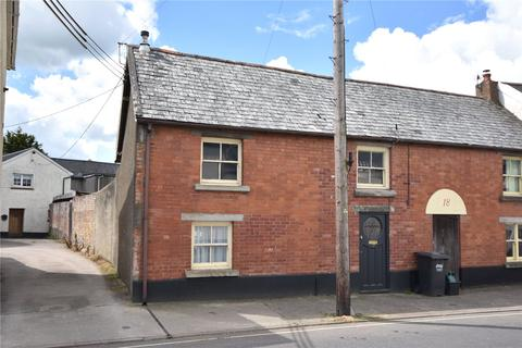 2 bedroom end of terrace house for sale - Mill Street, South Molton, Devon, EX36