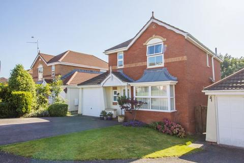 4 bedroom detached house for sale - Cwrt Dyfed, Barry