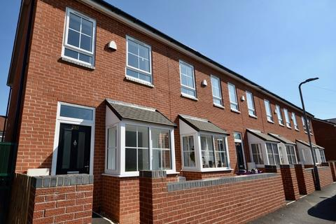 3 bedroom end of terrace house to rent - Coleridge Street, Liverpool, L6