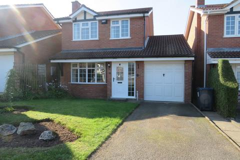 3 bedroom detached house to rent - Shelley Drive, Four Oaks