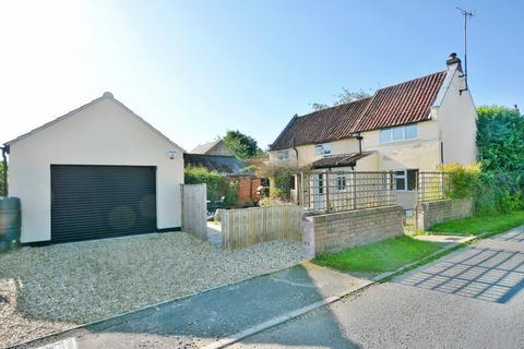 3 bedroom cottage for sale - Station Road, Edingley