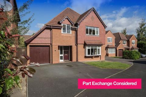 4 bedroom detached house for sale - Spring Meadow Close, Codsall, Wolverhampton