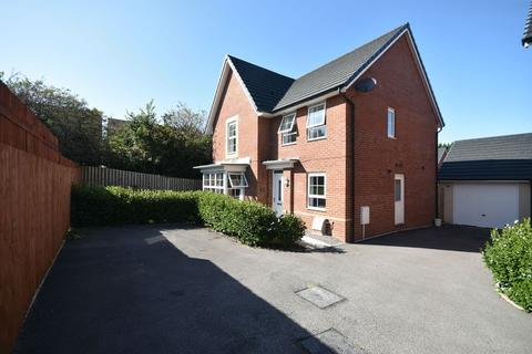 4 bedroom detached house for sale - 49 St. Johns View, St Athan, CF762 4NZ