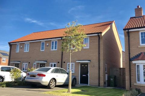 2 bedroom end of terrace house for sale - Hall Wood Close, Morley Carr