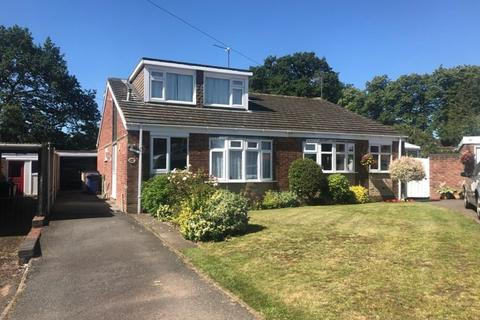 3 bedroom semi-detached house for sale - Orchard Avenue, Cannock