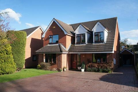4 bedroom detached house to rent - Mereside Avenue, Congleton