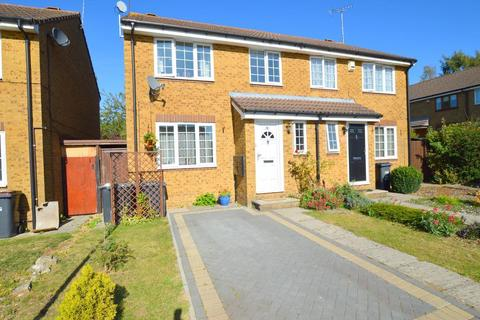 3 bedroom semi-detached house for sale - Whitwell Close, Barton Hills, Luton, Bedfordshire, LU3 4BS