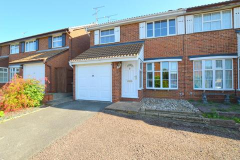3 bedroom semi-detached house for sale - Corinium Gardens, Barton Hills, Luton, Bedfordshire, LU3 4DB