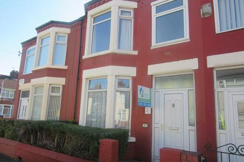 3 bedroom terraced house for sale - Cornice Road, Liverpool, L13 3DH