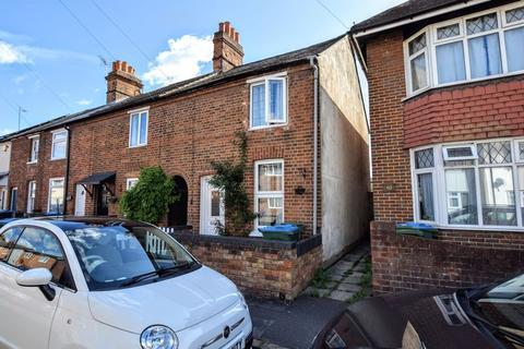3 bedroom end of terrace house for sale - Northern Road, Aylesbury