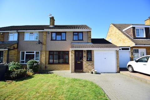 3 bedroom semi-detached house for sale - Edgewood Drive, Luton