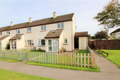 2 bedroom end of terrace house for sale - Central Avenue, Kinloss, Forres