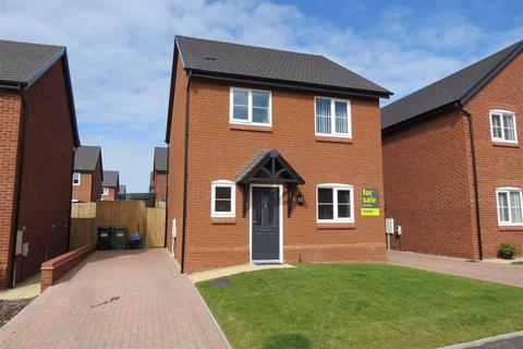 3 bedroom detached house for sale - Sandhurst Way, Nesscliffe, Shrewsbury, Shropshire