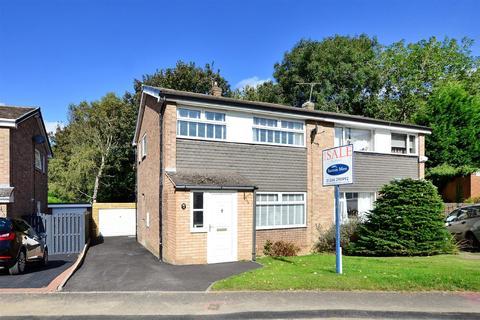3 bedroom semi-detached house for sale - Rubens Close, Dronfield, Derbyshire