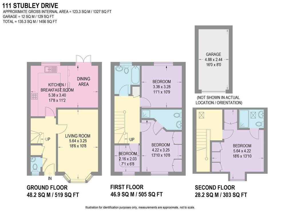Floorplan: 111 Stubley Drive FP.jpg