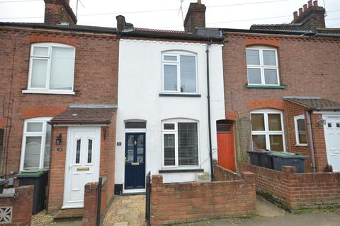2 bedroom terraced house to rent - Moreton Road South, Luton