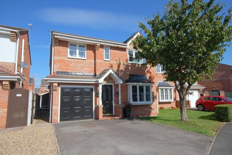 4 bedroom detached house for sale - Dillors Croft, Crewe