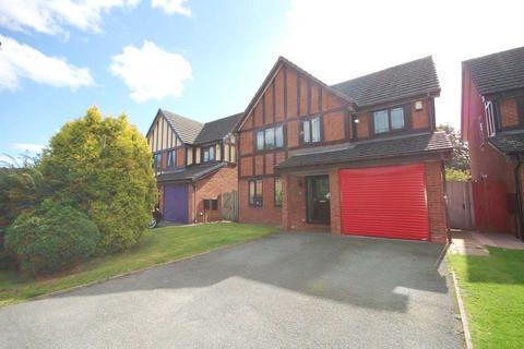 4 bedroom detached house for sale - Renaissance Way, Crewe