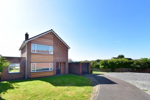 4 bedroom detached house for sale - Hendrefoilan Close, Sketty, Swansea, SA2
