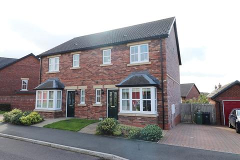 3 bedroom semi-detached house for sale - Charlton Way, Kingstown, Carlisle, CA6