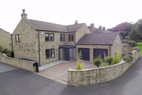 4 bedroom detached house for sale - Abbey Gardens, Shepley, Huddersfield, HD8