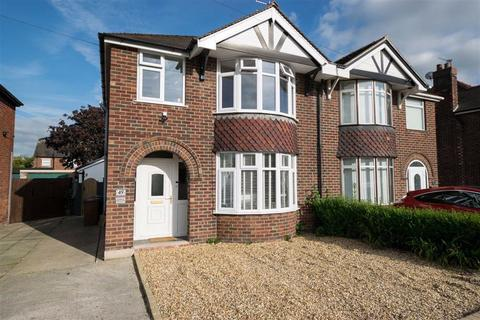3 bedroom semi-detached house for sale - Warmingham Lane