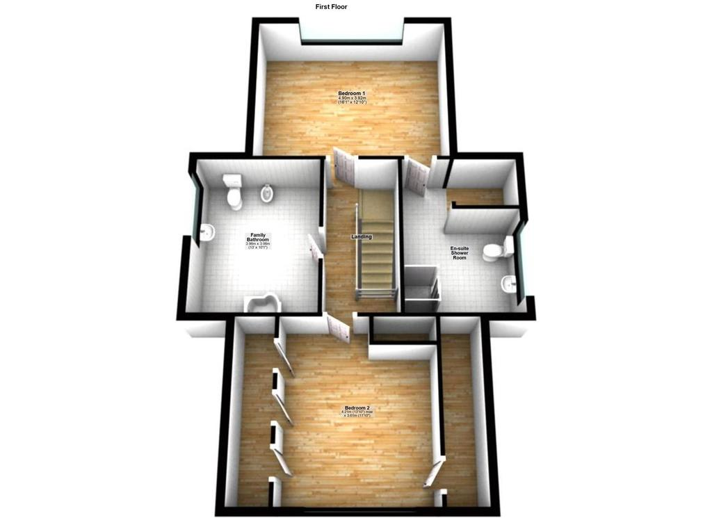 Floorplan 2 of 2: 35 Barnfield Road, Luton   Floor 1.jpg
