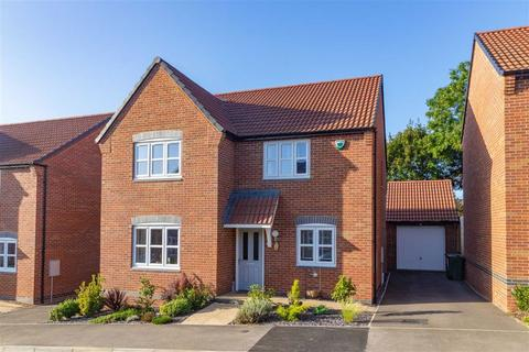 4 bedroom detached house for sale - Jenham Drive, Sileby, LE12