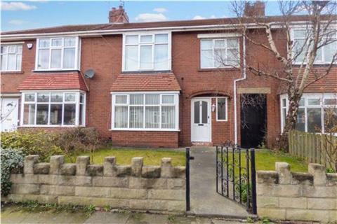 2 bedroom semi-detached house to rent - Athol Gardens, Monkseaton