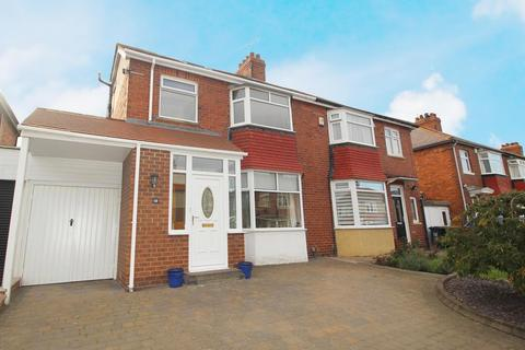 4 bedroom semi-detached house for sale - Wansbeck Avenue, Cullercoats