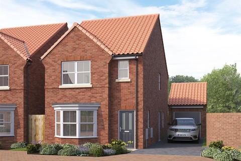 3 bedroom detached house for sale - Plot 2, Lightowler Close, Bishop Burton Road, Cherry Burton, Beverley, East Riding of Yorkshire, HU17 7RW