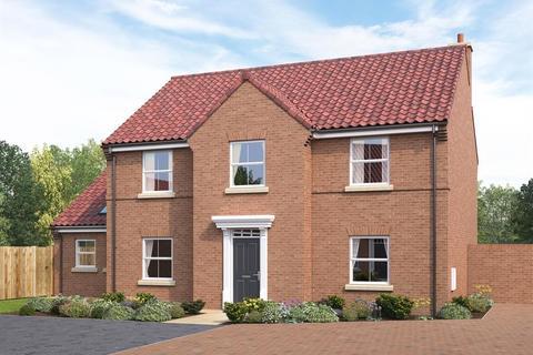 4 bedroom detached house for sale - Plot 5, Lightowler Close, Bishop Burton Road, Cherry Burton, Beverley, East Riding of Yorkshire, HU17 7RW