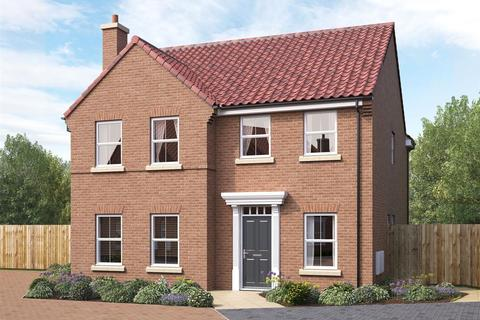 4 bedroom detached house for sale - Plot 6, Lightowler Close, Bishop Burton Road, Cherry Burton, Beverley, East Riding of Yorkshire, HU17 7RW