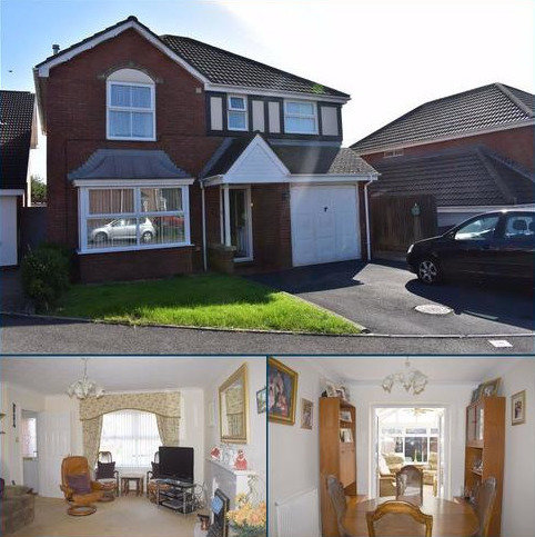 4 bedroom detached house for sale - Three Ships Court, Libby Way, Limeslade