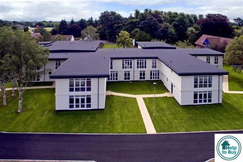 2 bedroom apartment to rent - 20 Danescourt Manor, Danescourt Road, Wolverhampton, WV6