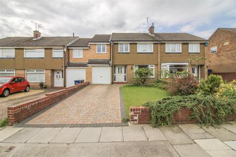 4 bedroom semi-detached house for sale - Cheswick Drive, Newcastle Upon Tyne