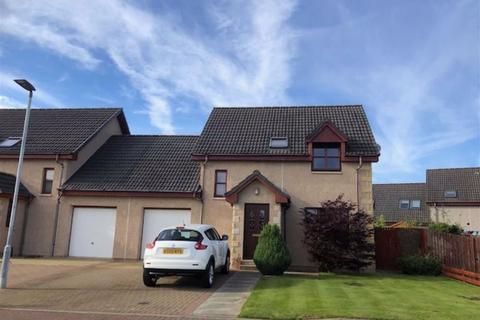 4 bedroom link detached house for sale - Glassgreen Place, Elgin