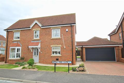 4 bedroom detached house for sale - Apple Tree Close, Long Riston, Hull