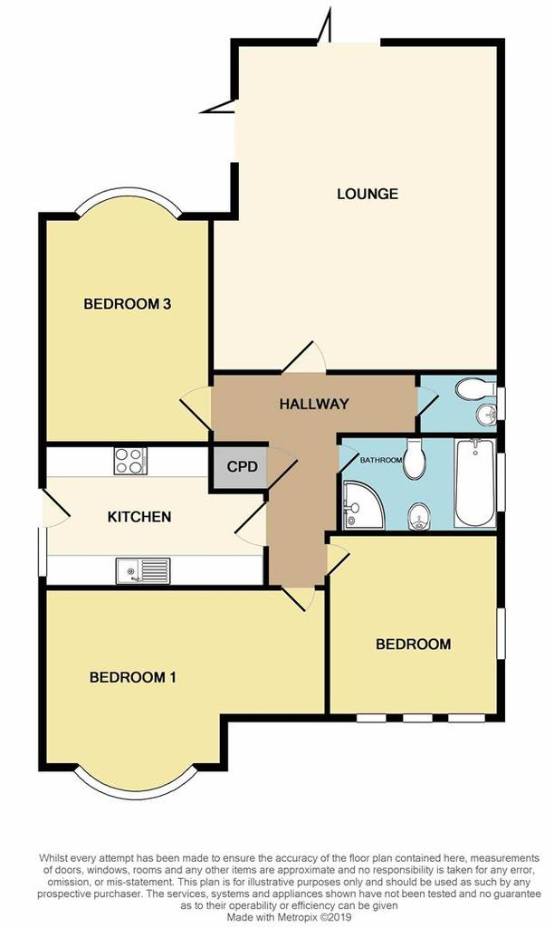 Floorplan: 60 The Wolds Cottingham print.JPG