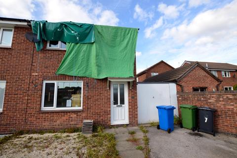 3 bedroom semi-detached house for sale - Brushfield Road, Linacre Woods, Chesterfield, S40 4XF