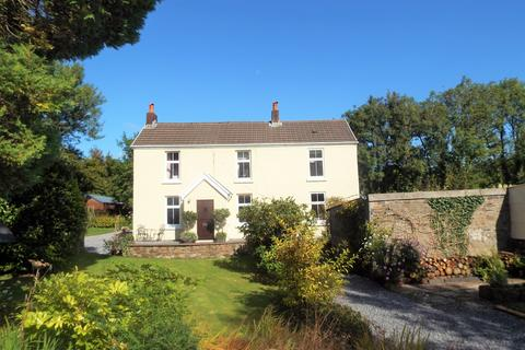 4 bedroom detached house for sale - Cwmtrole Cottage, Bishwell Common, Dunvant, SA2 7XE