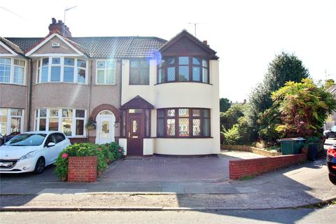 3 bedroom end of terrace house for sale - Westbury Road, Chaplefields, Coventry, CV5