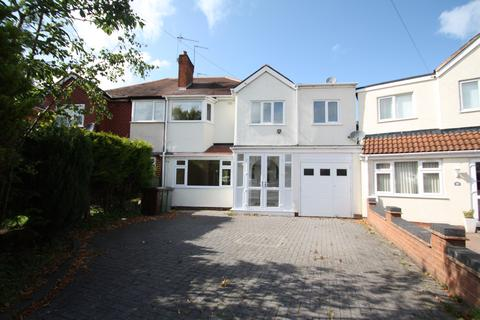 4 bedroom semi-detached house for sale - Coverdale Road, Olton, Solihull, West Midlands B92 7NU