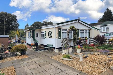3 bedroom park home for sale - Cannisland Park, Parkmill, Swansea, City & County Of Swansea. SA3 2ED