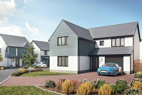 4 bedroom detached house for sale - Plot 7, The Carew, Westacres, Caswell, Swansea, SA3 4BP