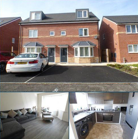 3 bedroom semi-detached house for sale - Whitebank Road, Limeside, Oldham, Greater Manchester, OL8