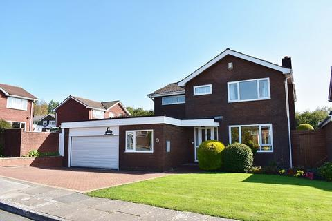 4 bedroom detached house for sale - Sedd Goch, Brackla, Bridgend, Bridgend County. CF31 2HN