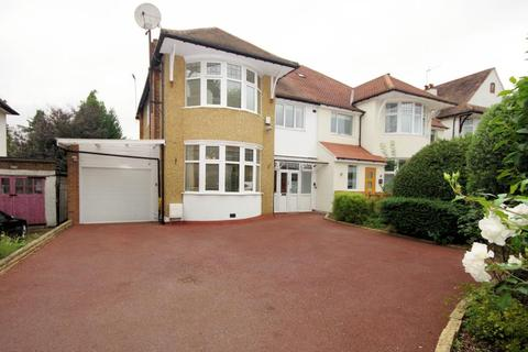 4 bedroom terraced house for sale - CHANDOS AVENUE, WHETSTONE, N20